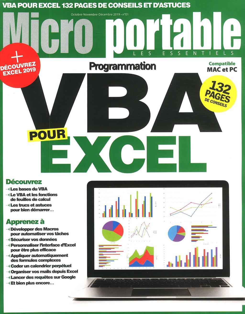 Calendrier Vba Excel 2020.Fiche Produit Catalogue Produits Mlp