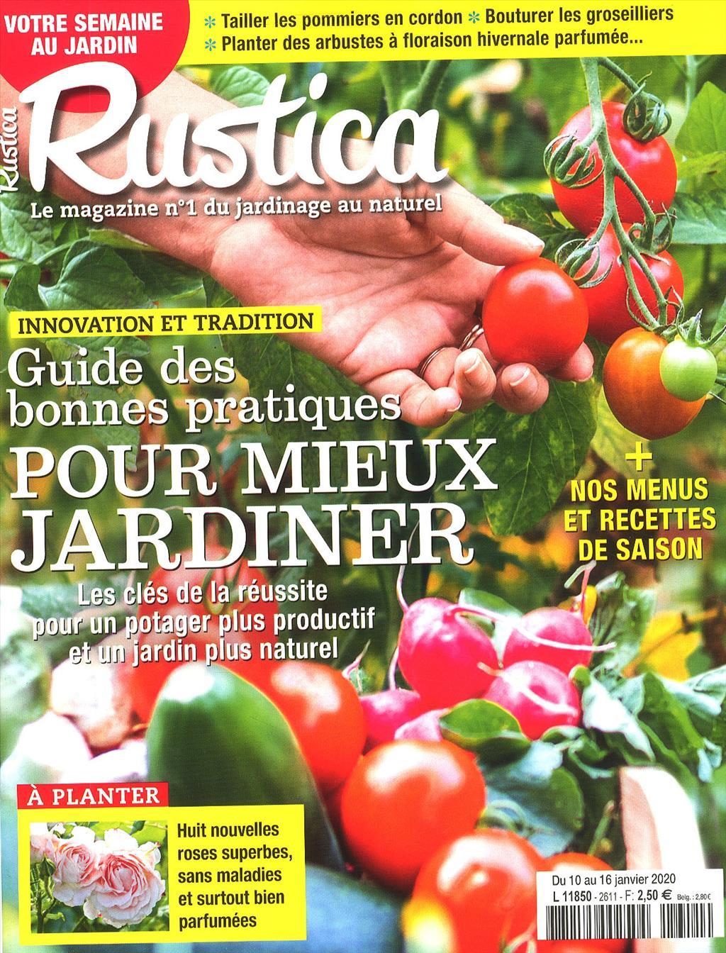 Le Jardin Potager En Janvier fiche produit - catalogue produits mlp