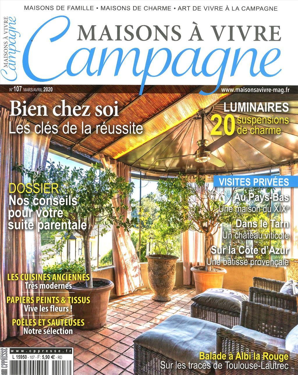 Maison A Vivre Campagne fiche produit - catalogue produits mlp